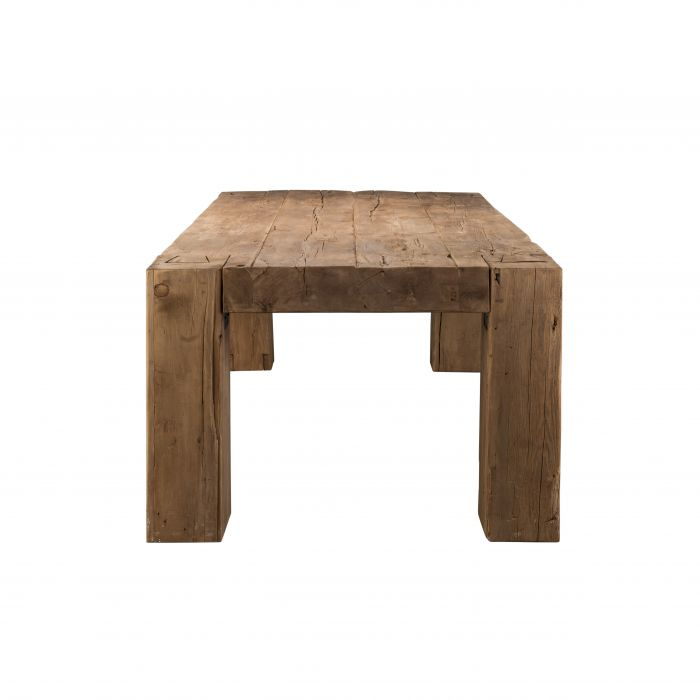 Fantastic English Beam Dining Table Gmtry Best Dining Table And Chair Ideas Images Gmtryco