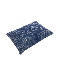SALVE CUSHION: OLD BATIK LARGE RECTANGLE