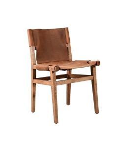 SANCTUM DINING CHAIR WITHOUT ARMS