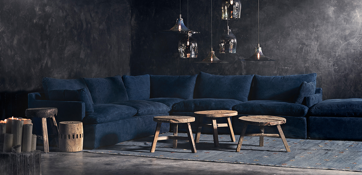THE NEST SOFA, A WHUUSH WITH SUPPORT